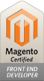 Certified Magento Front End Developer